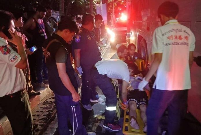 Japanese Tourist in hospital in stable condition after