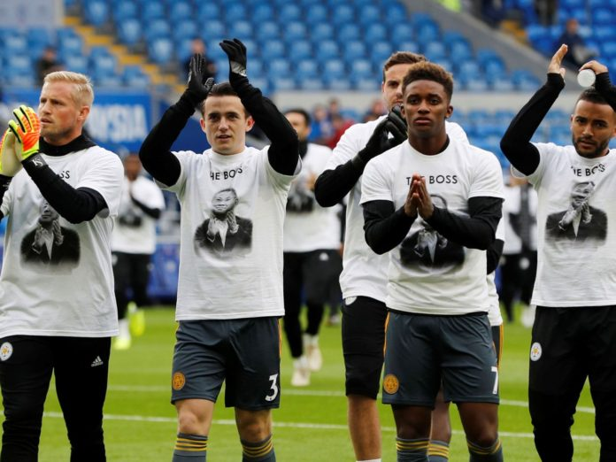 Leicester players to Thailand for club owner's funeral