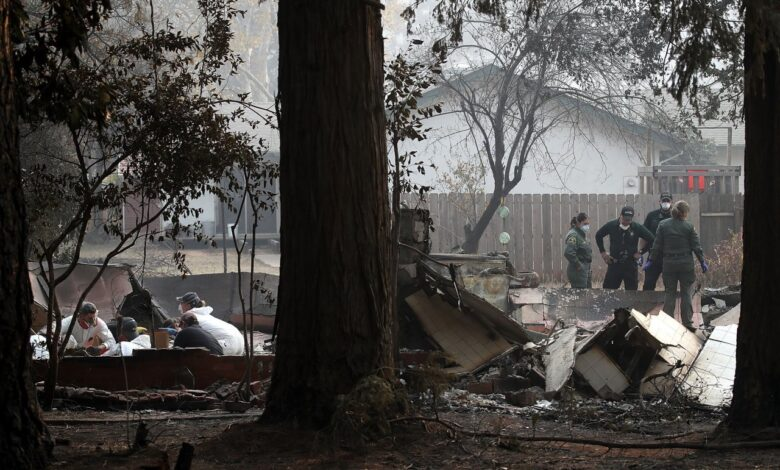 Number of missing jumps to more than 1,000 in California fire. The number of people missing in a devastating wildfire in northern California jumped