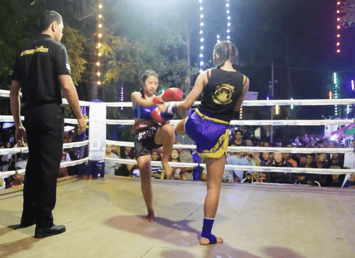 RULES EYED AFTER CHILD DIES BOXING