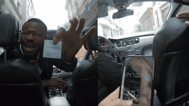 Taxi Driver Locks Tourists In Car And Forces Them