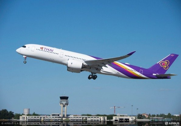 Thai Airways to charge 'Ticketing Service Fee' from Dec-2018