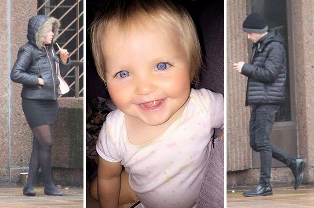 Toddler Ellie-May Minshull-Coyle Was Tied To The Mattress Of Her