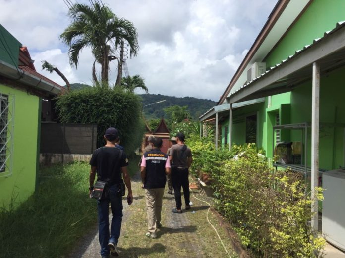 Tourist claims sexual assault in Phuket, police investigate. Tourist claims sexual assault in Phuket. A female European tourist was found crying