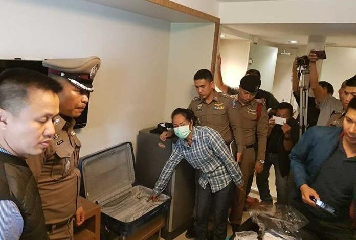 Tourist robbed of 12,000 baht in his hotel room by Thai female