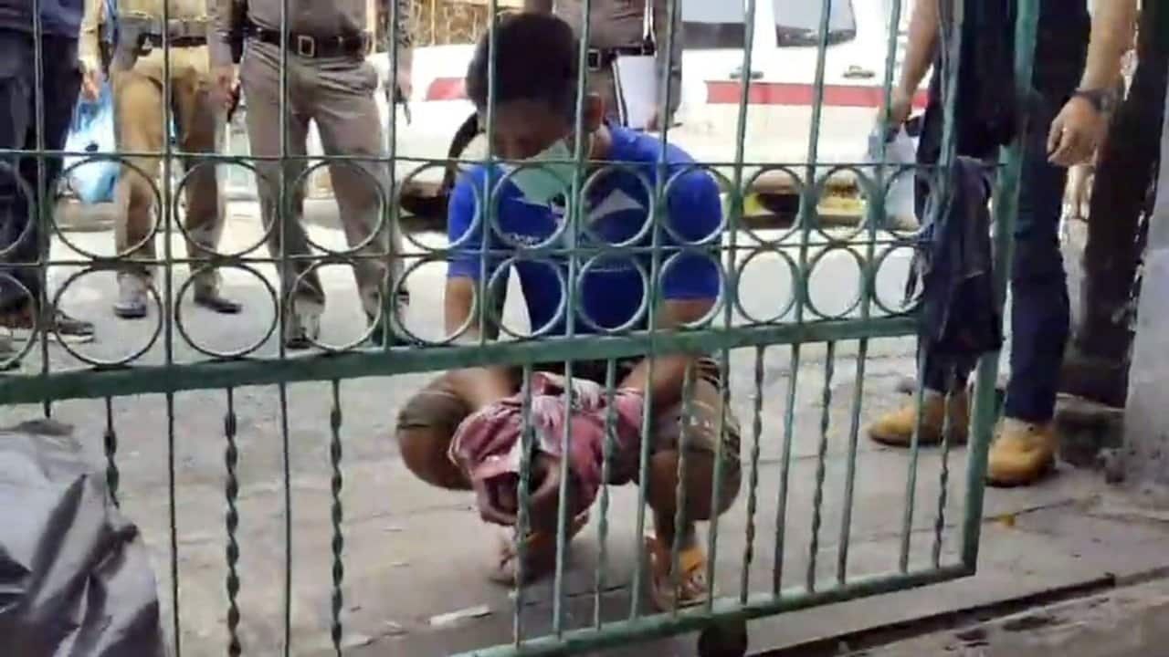 Vietnamese man arrested for alleged burglary in Chon Buri. A Vietnamese man was arrested in Chon Buri on Wednesday night for allegedly