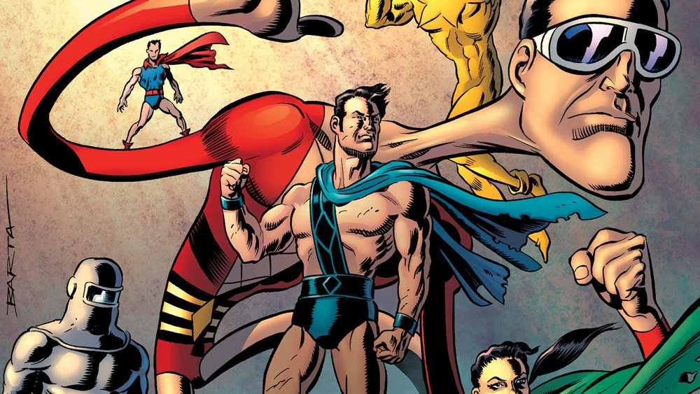 'Plastic Man' Movie in Development at Warner Bros. Warner Bros. is developing a Plastic Man movie centered around the stretchy DC Comics superhero,