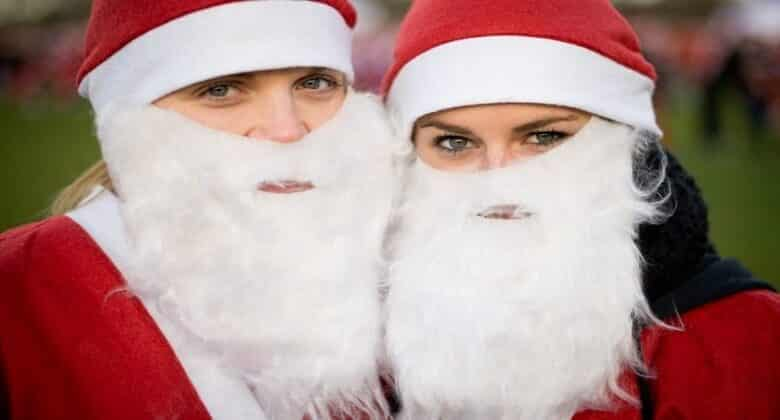 1 in 6 People Think That Santa Should Be Gender-Neutral. As far as most people are concerned, Santa has always been a man with a round belly and a