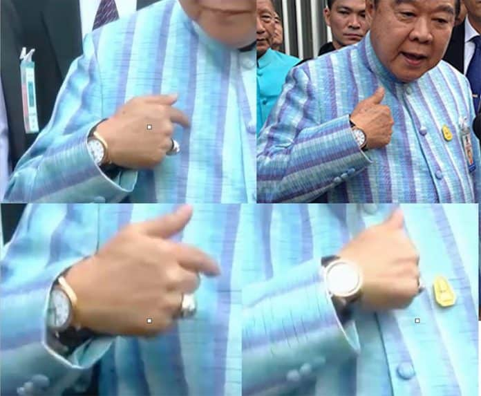 ANTI-CORRUPTION BODY CLEARS PRAWIT IN WATCH SCANDAL BY NARROW VOTE