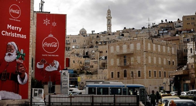 At Jesus's birthplace, an app is born to ease crowds. Bethlehem, Palestinian Territories - Bethlehem is buzzing, with more tourists expected this Christmas.