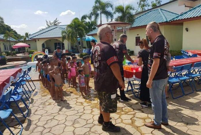 Bad Company Motorcycle Club holds Charity Event for Hand to