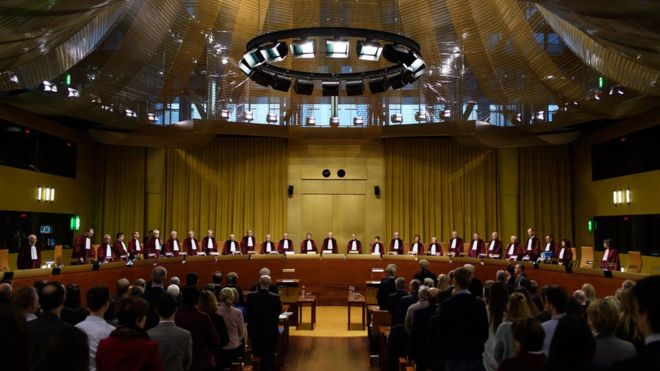 Brexit ruling: UK can cancel decision, EU court says. The European Court of Justice has ruled the UK can cancel Brexit without the permission