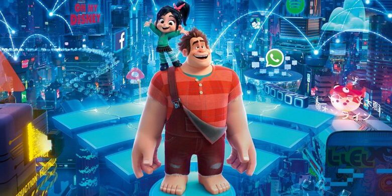 "Disney's 'Ralph' keeps wrecking it at box office. Disney's ""Ralph Breaks the Internet"" has topped the North American box office for the"