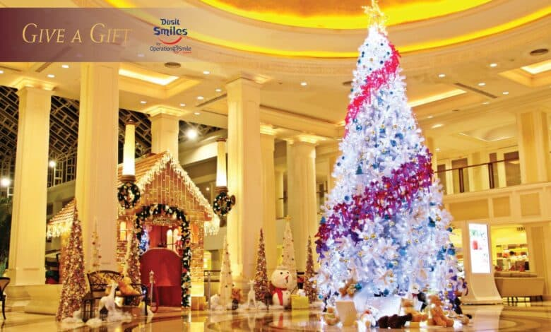 Dusit Thani Pattaya. Season of Giving is here! Join us during this season of giving by purchasing gifts and goodies from our