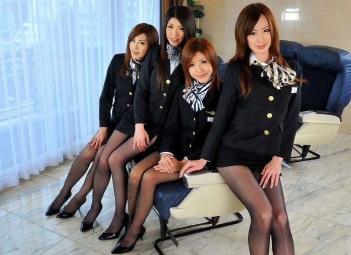 Flight attendants offering sexual services to passengers. Flight attendants offering sexual services to passengers. An air hostess reportedly earned around