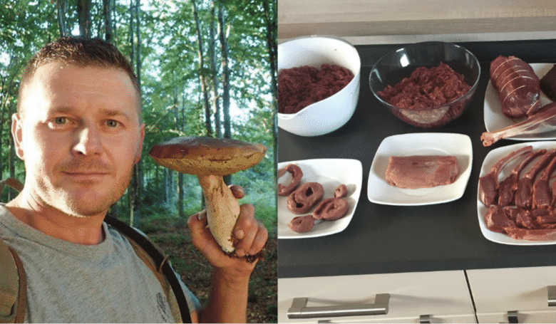 Forager Only Serving Roadkill To Guests This Christmas. Christmascan be aprettywasteful time of year, but one man might have just the trick for reducing