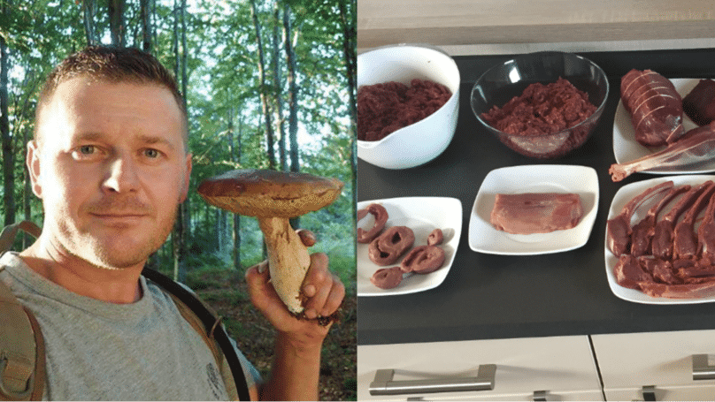 Forager Only Serving Roadkill To Guests This Christmas