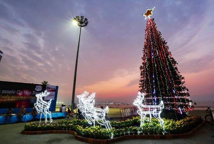 Happy New Year. Pattaya Countdown Dec. 30-31This year's two-day Pattaya Countdown will feature music, fireworks and boxing to ring in