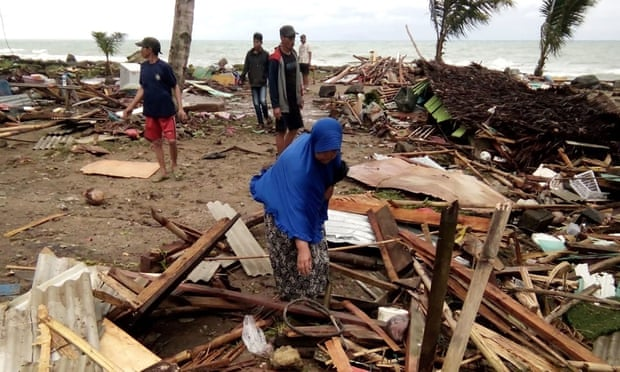 Indonesia tsunami: 168 dead and 'many missing' after Anak Krakatoa erupts – latest updates. Volcanic activity believed to have sent a wave crashing into .