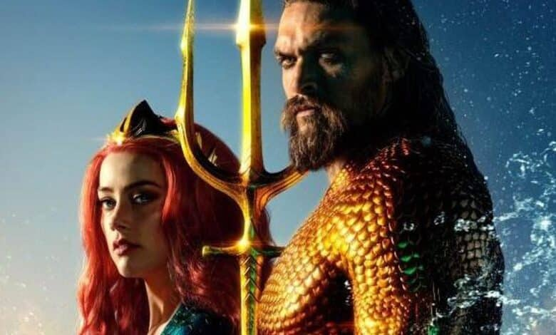 JASON MOMOA SWIMS BUT 'AQUAMAN' SINKS. Superheroes who travel by sea horse never get any respect.Since Paul Norris and Mort Weisinger first dreamed