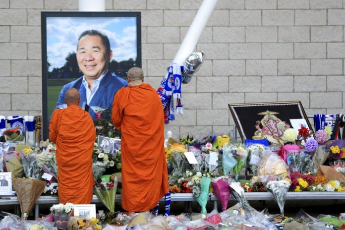 MECHANICAL FAULT BROUGHT DOWN VICHAI'S HELICOPTER IN LEICESTER