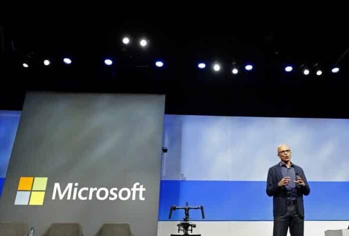 MICROSOFT OVERTAKES APPLE AS MOST VALUABLE