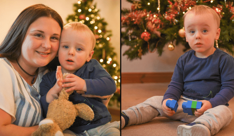 Mum Saves For Son's House Deposit By Never Buying Him Christmas Presents. Christmas is just around the corner; how you feeling - anxious, indifferent,