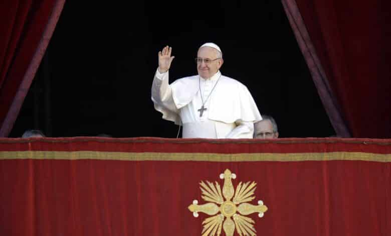 Pope's Christmas wish: World fraternity despite differences. Pope Francis offered a Christmas wish for fraternity among people of different nations,