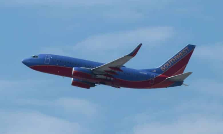 Southwest Airlines flight turns around after crew members discover human heart onboard. A Southwest Airlines flight was forced to turn around after crew