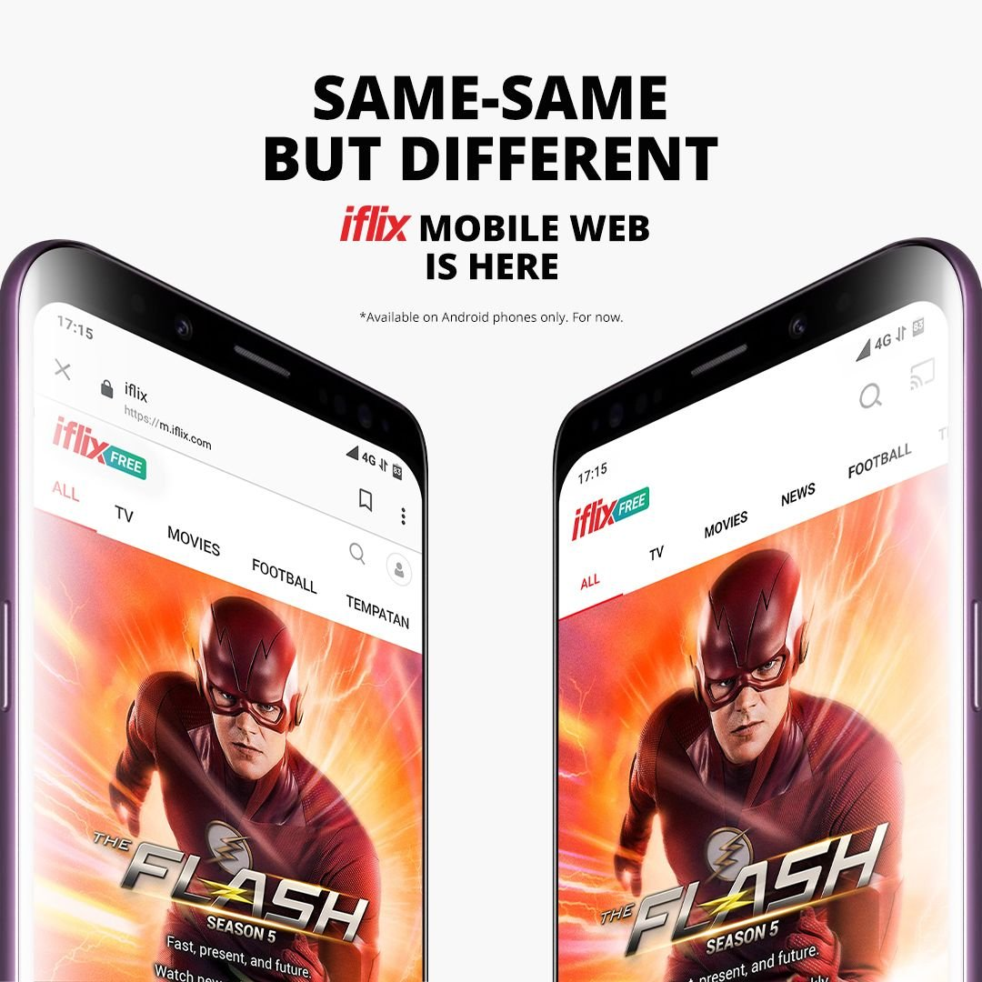 Streamer iflix launches new free service for mobile. The major movie streaming service iflix has launched a new free service, iflix Mobile Web.