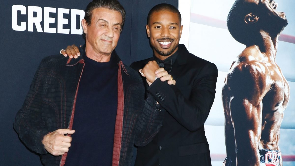 Sylvester Stallone Says 'Creed II' Is Probably His Last Time Playing Rocky