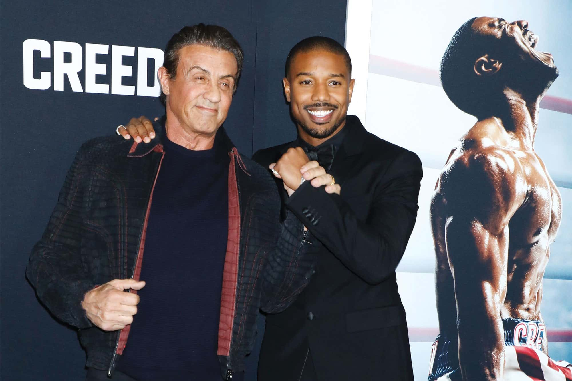 Sylvester Stallone Says 'Creed II' Is Probably His Last Time Playing Rocky. Sylvester Stallone found himself catapulted to a new tier of fame and acclaim