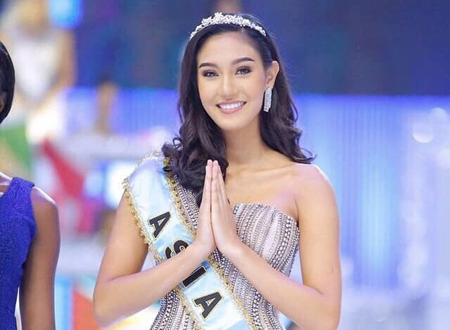 THAI NAMED MISS WORLD RUNNER-UP FOR FIRST TIME IN HISTORY