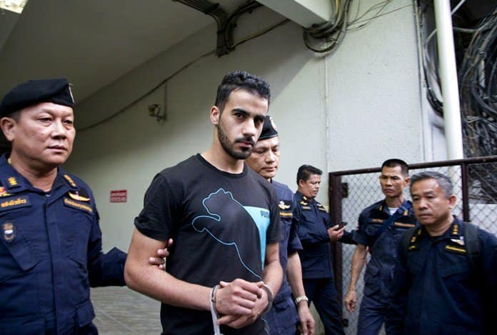 Thai court extends detention of refugee sought by Bahrain
