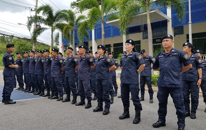 Tourist Police chief cancels officers' leave during New Year's