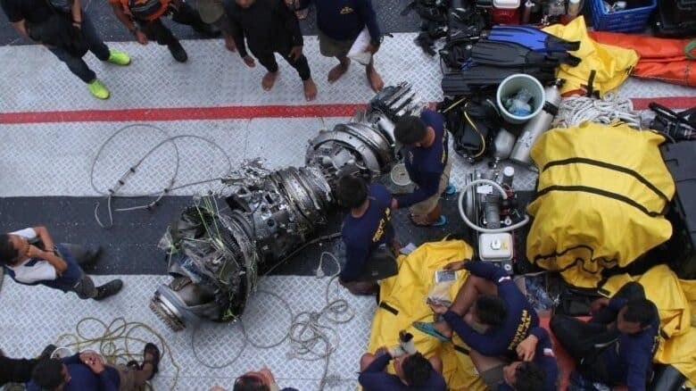 US lawsuit blames Lion Air crash on Boeing's 'dangerous' airplane. A lawsuit filed in Chicago blames Boeing for the deadly Lion Air crash off the coast of