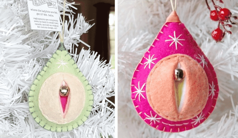 Vagina Baubles Are The Latest Trend Here To Spice Up Your Christmas
