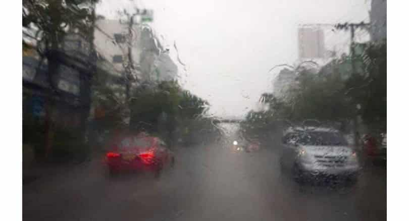 Warning of more wet, windy weather ahead. Heavy rains in various parts of upper Thailand since Friday night caused flooding in areas of Bangkok and central