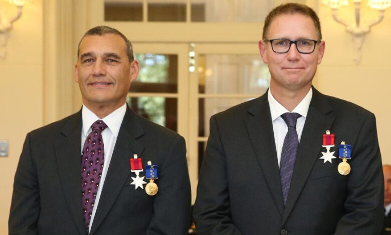 2 divers win Australian award for Thai cave rescue. Two amateur divers who canceled their vacation plans to join what they thought was a hopeless