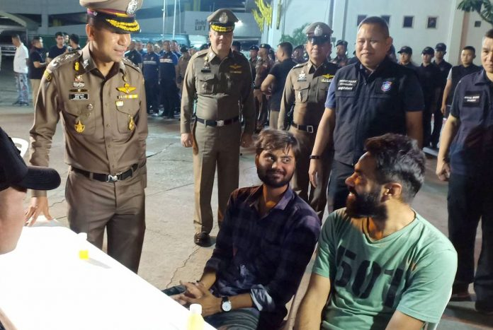 ARRESTS OF VISA SCOFFLAWS GOOD FOR TOURISM: BIG JOKE. Nearly 500 foreigners were arrested this week on visa violations in the latest raid