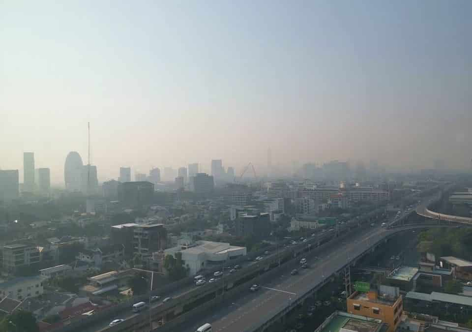 Bangkok Governor given strong powers as pollution spreads