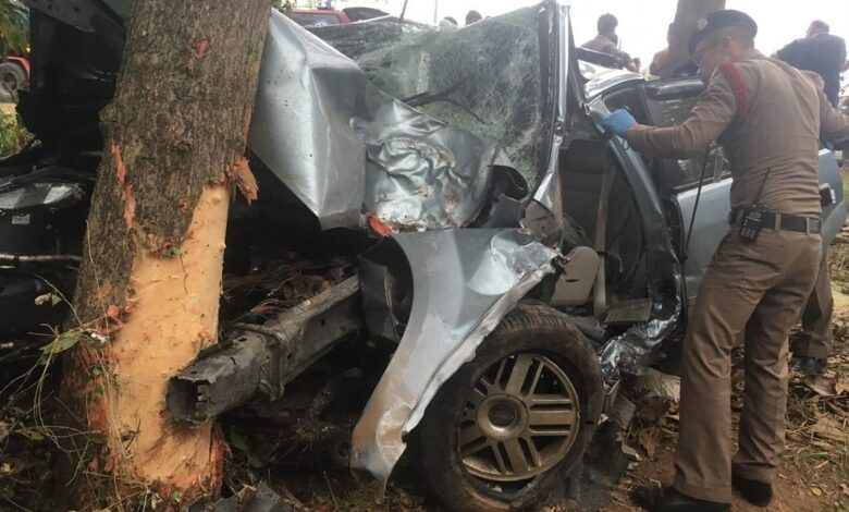 "Death toll rises to 236 in first four ""dangerous"" days. A total of 236 people were killed and 2,265 others injured in 2,194 road accidents over the first"
