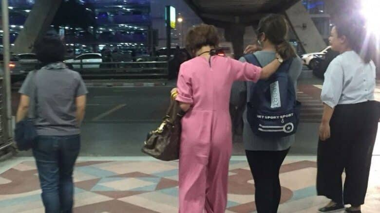 Dramatic rescue frees Thai ladyboy from Pusan sex trade. Authorities and Thais living in South Korea this week rescued a 20-year-old Thai ladyboy who'd