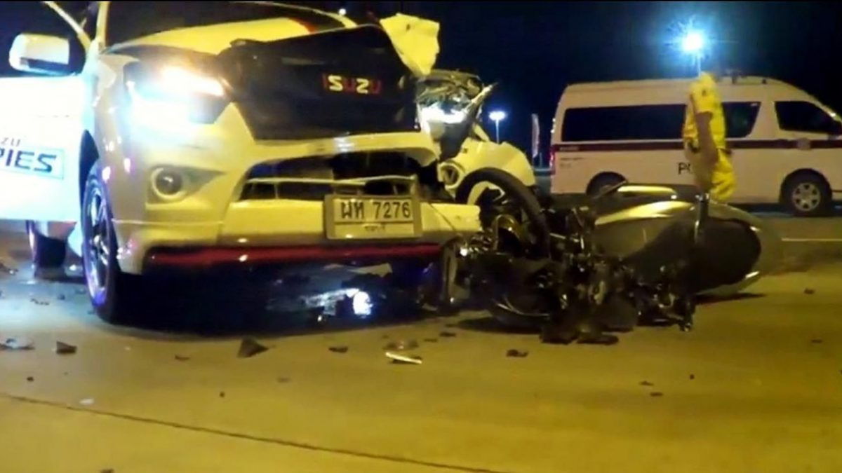 Drunk driving and speeding top road toll of 2,761 accidents in five days