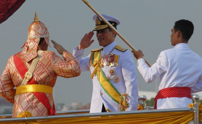 FINAL DAY OF KING'S CORONATION DECLARED NATIONAL HOLIDAY. The final day of His Majesty the King's three-day coronation ceremony.
