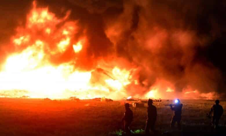 Fuel pipeline blaze in Mexico kills at least 73. An explosion and fire in central Mexico killed at least 73 people after hundreds swarmed to the site of an