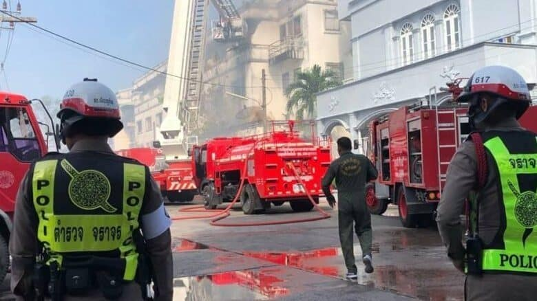 Furniture shop gutted by fire in Phuket. A fire broke out at a furniture-making shop in Phuket province Sunday, burning down the whole facility and.