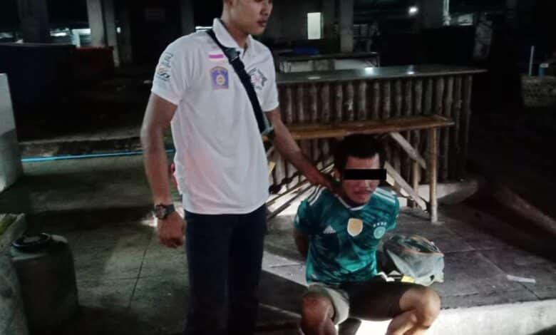 Homeless man beaten for refusing cigarette. A homeless man was bludgeoned with a glass bottle after he refused a request to bum a cigarette off him.