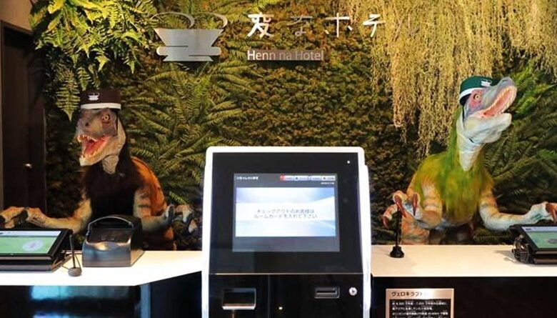 """Japanese hotel fired 243 robots for causing too much """"issues"""". This interesting story was reported by The Wall Street Journal about a hotel in Japan. The"""
