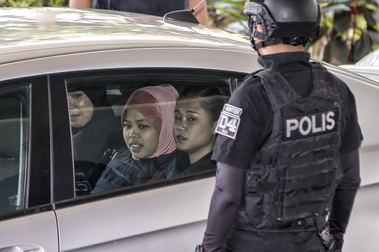 Kim Jong-nam murder trial adjourned again until March. Shah Alam, Malaysia - The trial of two women accused of murdering the North Korean